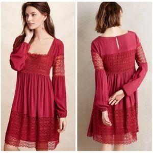 Anth floreat dress